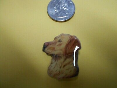 YELLOW LAB LAPEL PIN