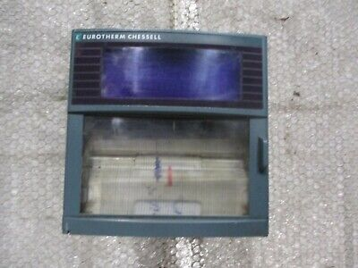Eurotherm Invensys Chessell Strip Chart Recorder 90-264vac 100va Tested
