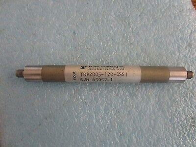 Telonic Berkeley Model Tbp2005-120-6ss 1 Low Pass Band Filter