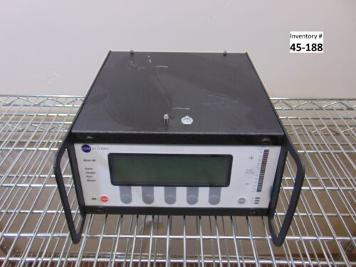 Ion System 91-0280 Digital Electricstatic Field Meter *used working*