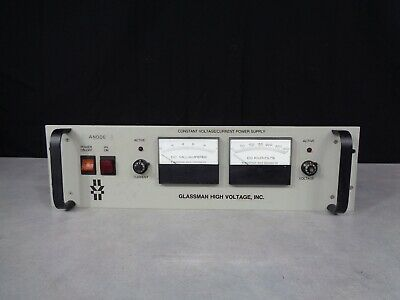 Glassman High Voltage Power Supply Model Pspg300p001
