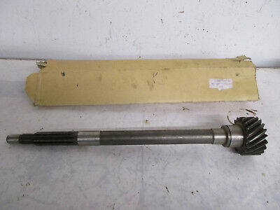 Ford 3000 Tractor Transmission Input Shaft 10 Spline