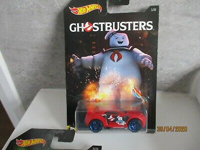 HOTWHEELS 2016  GHOSTBUSTERS DRIFT TECH