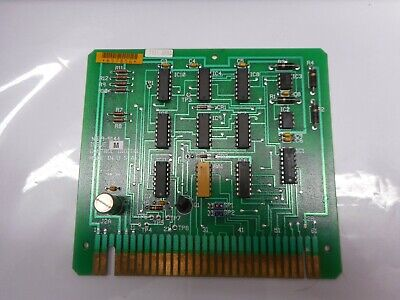 Perkin Elmer N519-9144 Thermogravimetric Analyzer Digital Control Board Tga-7
