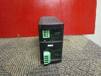 Murr Elektronik Switch Mode Power Supply Mcs10 -3x400-50024-5a 857814 24vdc