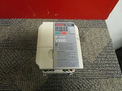 Yaskawa 3 Ph Ac Drive Cimr-vu4a0004faa Rev C 380-480v Volt