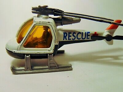 Matchbox Rescue Helicopter