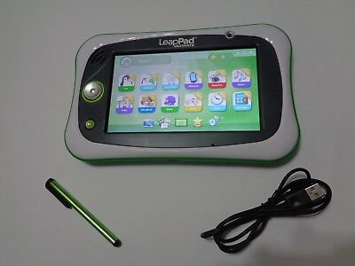 Leapfrog Leappad Ultimate Wi-Fi Learning Tablet Touchscreen Green