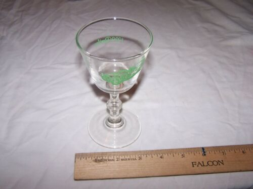 1929 BENTLEY Glass Goblet