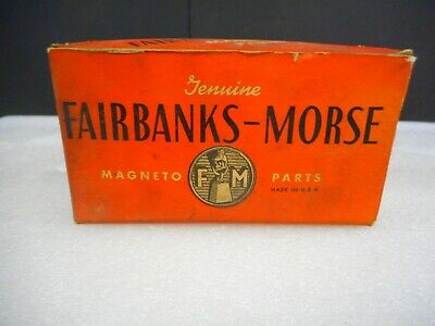 Vintage Fairbanks-morse Magneto Cap Gx-2430 New Old Stock