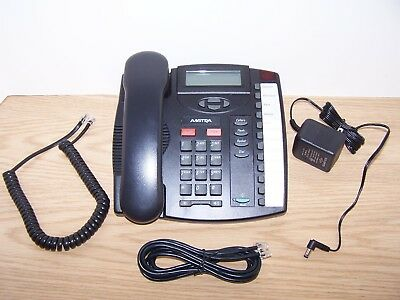 Nortel Aastra 9116lp Analog Display Speakerphone W Power Supply