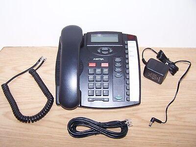 Nortel Aastra 9116lp Analog Display Speakerphone W Power Supply