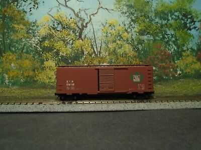 MICRO-TRAINS N SCALE #20018 40' STD. BOX CAR w/ SINGLE DOOR  G.T.W. #516798, used for sale  Shipping to Canada
