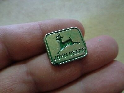 John Deere Tractor #2 Rare Pin Badge Other