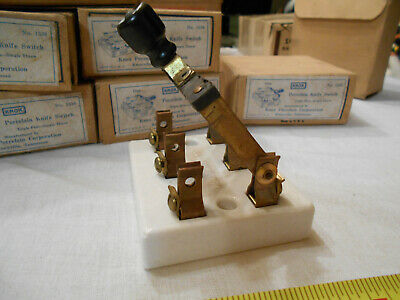 USED LOT OF 3 ABB 60AMP 3POLE 600VAC SAFETY SWITCH EOT45