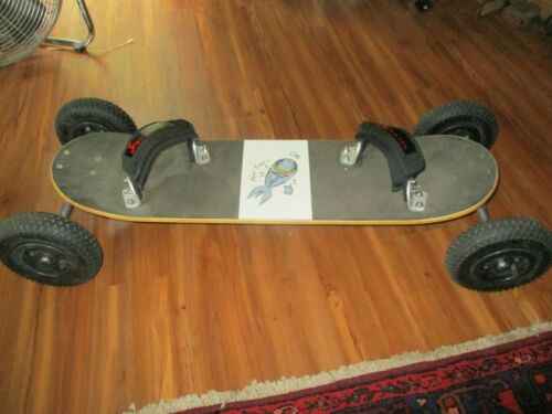 GROUND INDUSTRIES LIL BOMBER MOUNTAIN BOARD