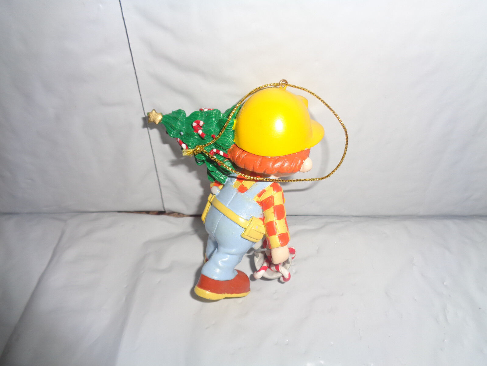 2002 - Bob The Builder - Holiday - Christmas Tree Ornament - $14.00