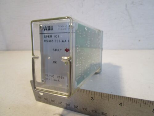 ABB SPER-1C1-AA Supervision Relay, 40 - 265 V