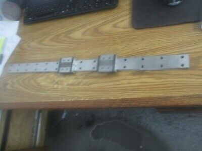 Thk Linear Rail With Two Thk Shw21 Linear Tables