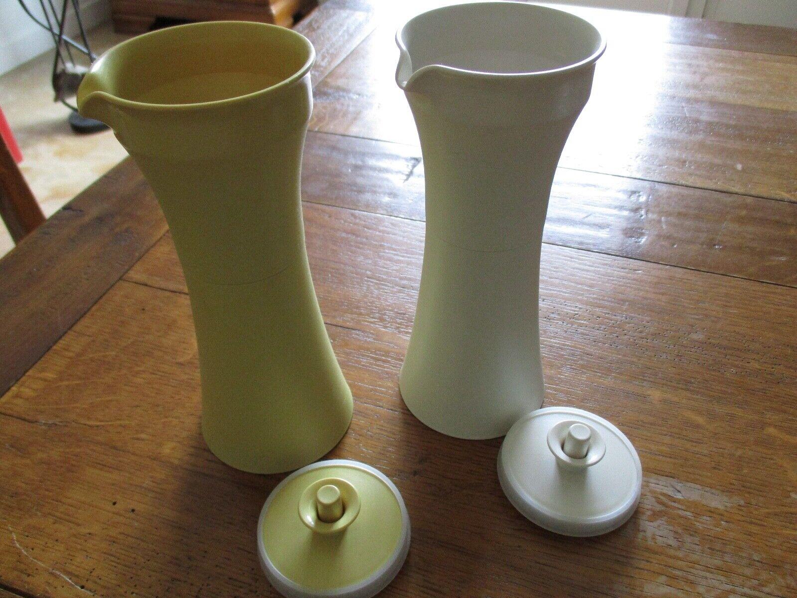 Huilier - vinaigrier tupperware - hauteur 18 cm
