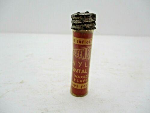 Vintage Kleen Btween Dental Floss Container