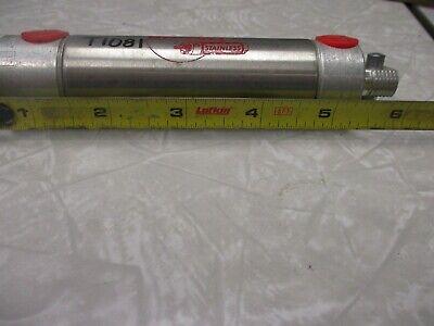 Pneumatic Cylinder Stainless Bimba 092-dp 1-116 Shaft 2 Stroke 6 Long