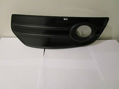 2009 10 11 12 Audi Q5 Left Front Grille Fog Light Bezel