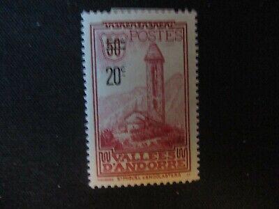 Andorra #64 Mint Never Hinged WDWPhilatelic (I7M1)