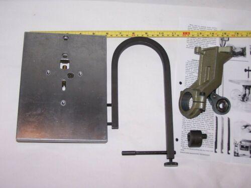 Unimat Emco  DB200 / SL1000 Lathe Jigsaw & Sabre Saw Attachment No. 1080, Vint