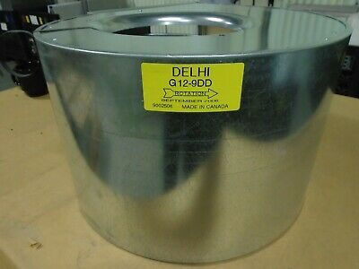 Delhi G12-9dd Blower Fan Assembly Hvac 9 X 12