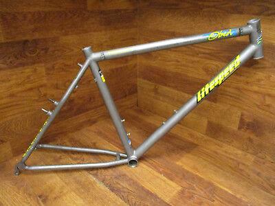 Bicycle Frames - Titanium Mtb Frame - Nelo's Cycles