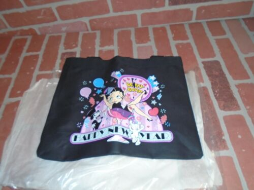 BETTY BOOP VINTAGE 1990S HAPPY NEW YEAR SHOULDER BAG NEW IN PACKAGE