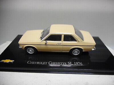 Minichamps 1:43 Opel KADETT C brown met. 1974