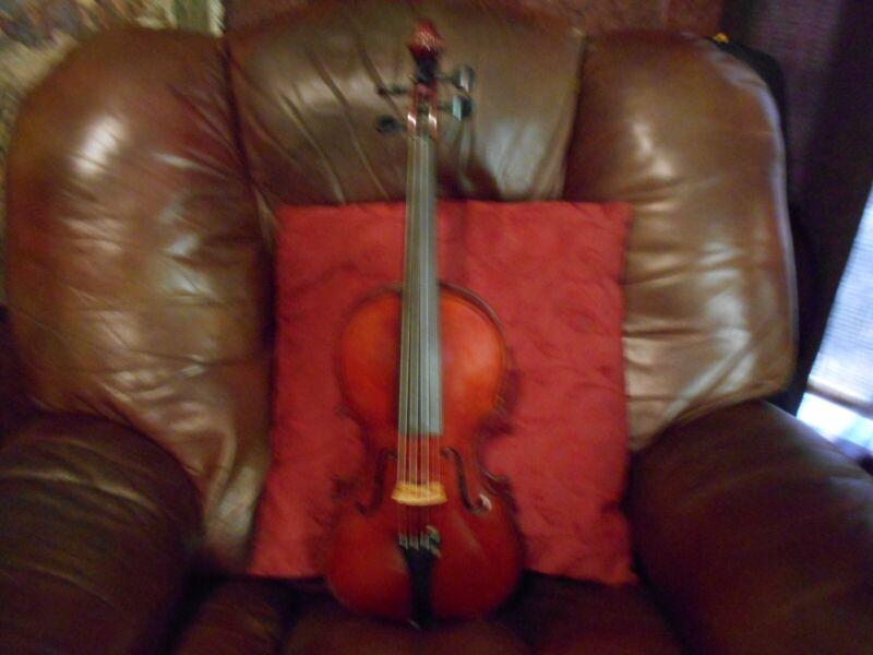 violin paolo maggini 1911