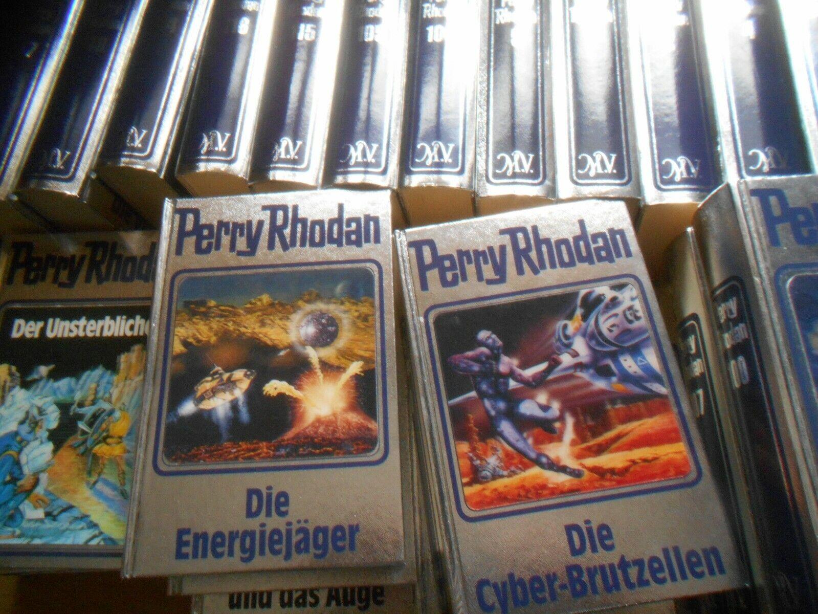 Perry Rhodan Silberband SAMMLUNG Science Fiction Klassiker Hardcover Hologramm