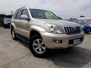 2007 Toyota LandCruiser Prado, automatic. 8 seater. REDUCED!!!!!! Invermay Launceston Area Preview