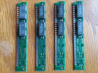 Mcm54400an60 Set Of 4 Ic Fast Page Dram 1mx4 60ns Cmos Pdso-20