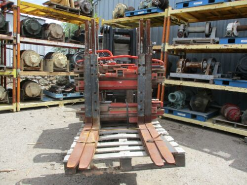 Bolzoni Auramo Multiple Load or Single-Double Pallet Handler Attachment