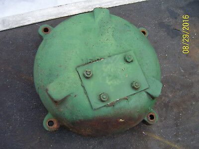 Vintage Oliver 1650 Gas Tractor -pto Cover - Repaired - 1964