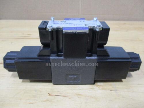 Yuken Hydraulic Solenoid Valve DSG-01-3C60-A110-51T