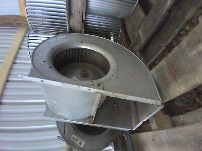 Complete Squirrel Blower Fan 1 Speed 14 Hp 110v