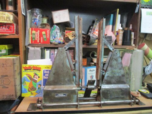 Rare Vintage Stanley Sash Door Holder Model GA150 Works Tool CARPENTER TOOL BUCK
