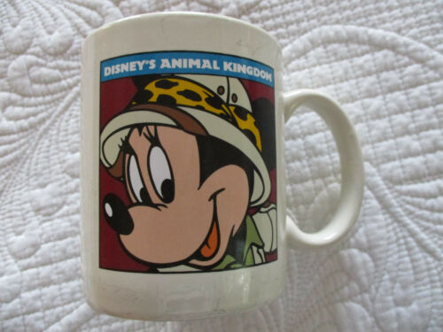 Disney's Minnie Mouse Animal Kingdom  Coffee Mug Cup