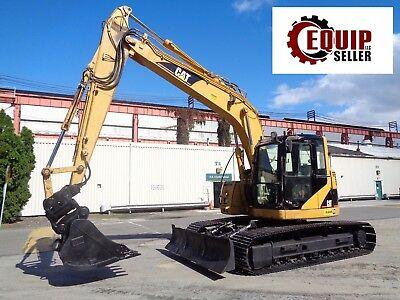 2006 Caterpillar 314c Lcr Hydraulic Crawler Excavator - Dozer Blade - Low Hours