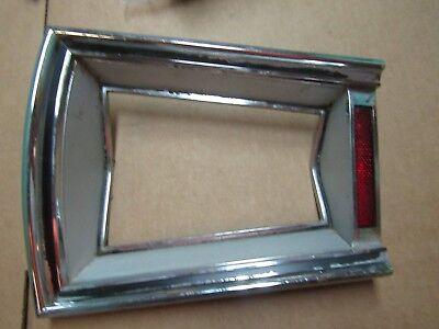Mopar 66 Polara Station Wagon Taillight Bezel Molding Trim 2575586