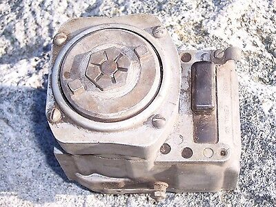 Vintage Bendix Model H1 - 4 Magneto SN 501023 Old Engine