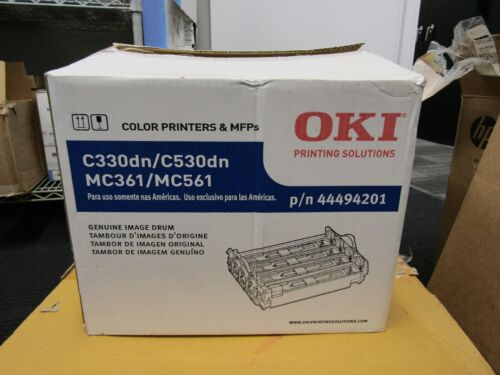 Genuine Okidata OKI 44494201 OPC Drum Unit for C310DN / C330DN / C510DN / C530DN