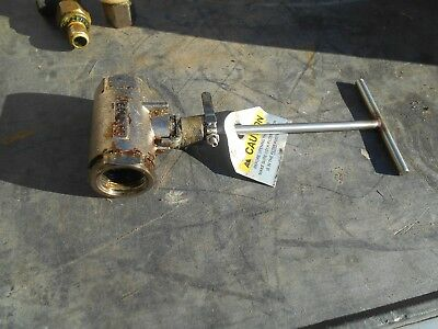 Giles Cf-400 Fryer Oil Valve