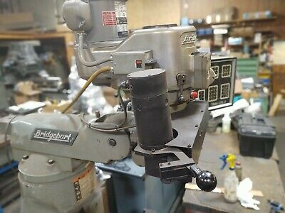 Southwestern Industries Trak Cnc 2 Z Axis Quill And Motor Bracket Mounting Kit