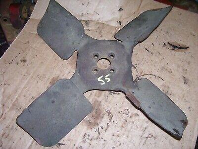Vintage Oliver 55 Gas Tractor - Engine Fan Blade